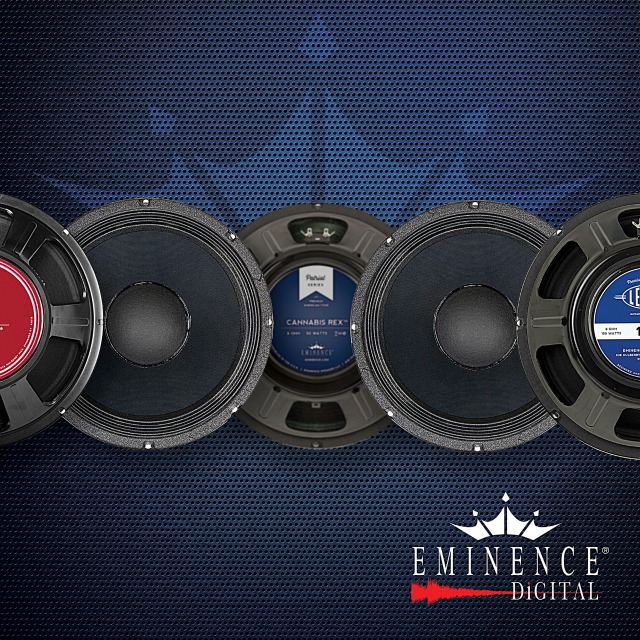 Eminence Speakers Go Digital