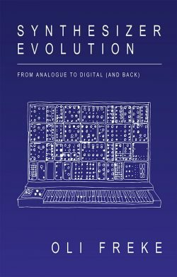 Synthesizer Evolution Book Launched