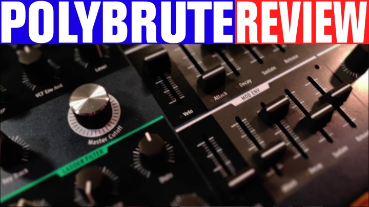 Sonic LAB: PolyBrute Full Review