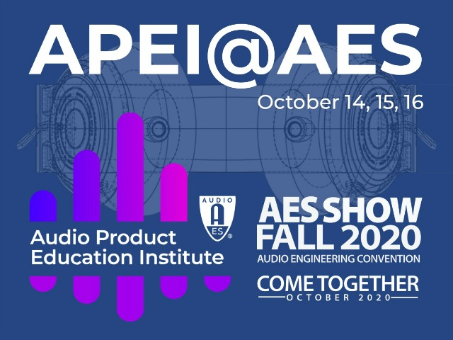 AES Show Fall 2020 News