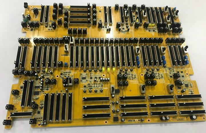 Behringer 2600 PCB 2