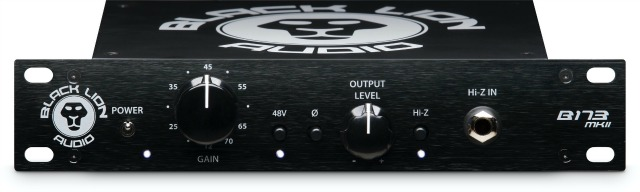 British And American-Style Portable Preamps