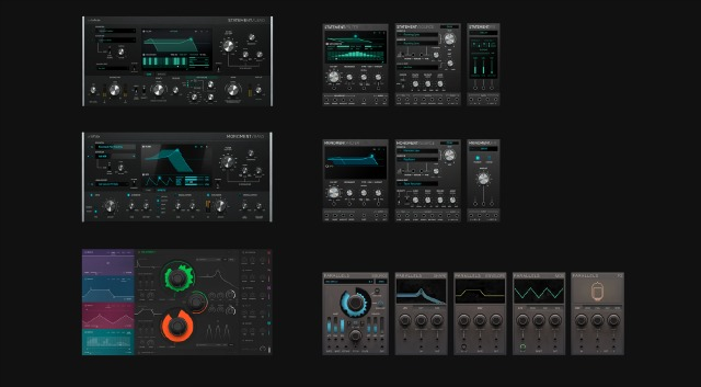 Softube Releases New Modular Expansions