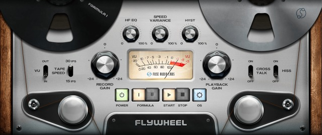 FLYWHEEL - A Tape Emulation Plugin