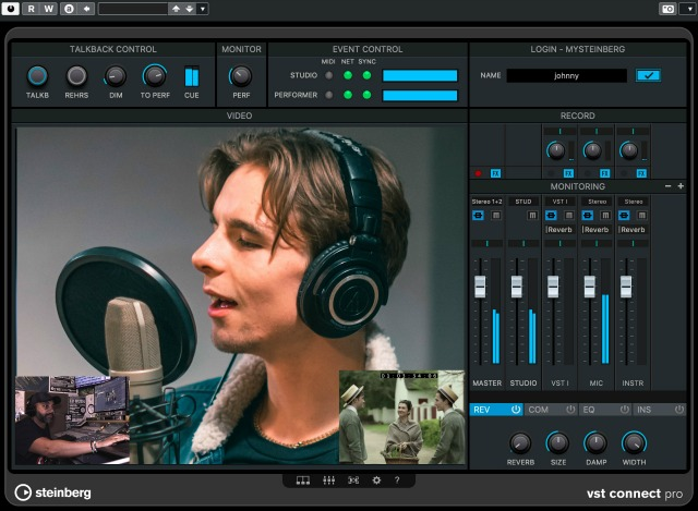 Steinberg Updates VST Connect Pro
