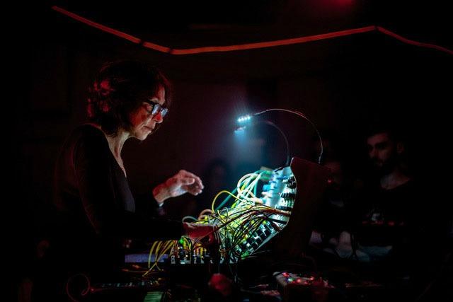 Suzanne Ciani Quadraphonic Livestream