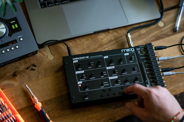 Moog's Most Affordable Synthesizer Returns