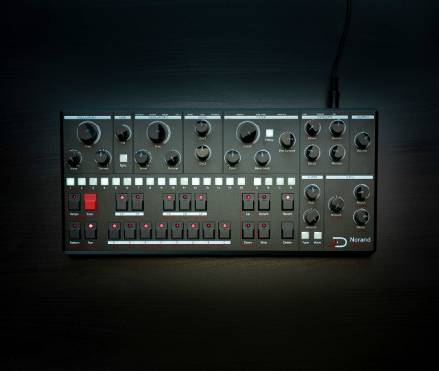 New Synth From Former Squarp Man