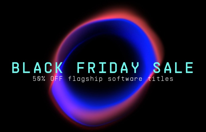 Arturia Offer Big Black Friday 50% Early Discounts