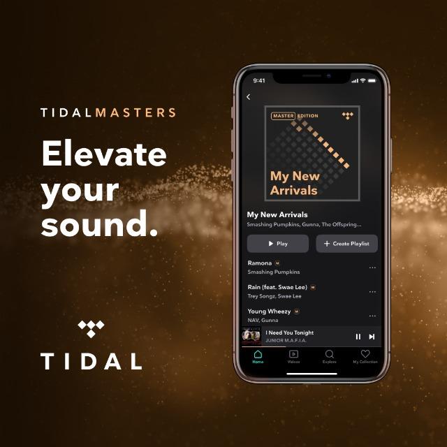 TIDAL Adds Warner Music Group Tracks