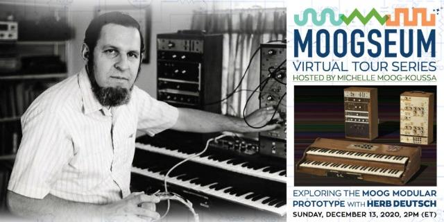 Next Virtual Moogseum Tour Announced