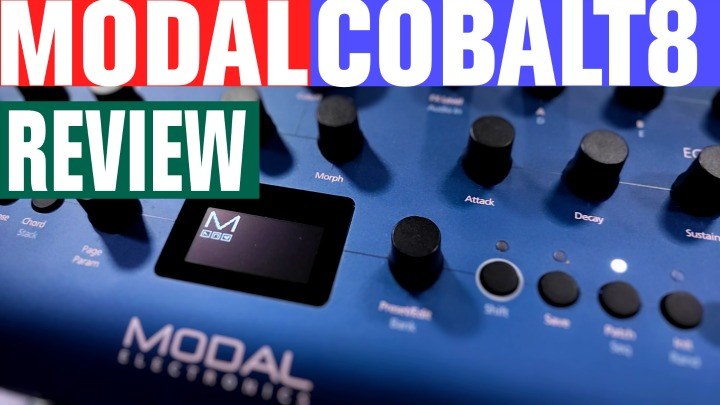 Sonic LAB: Modal Electronics Cobalt8 - Full Review