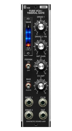 New Module From Synthetic Sound Labs