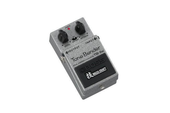 BOSS Takes On The Tone Bender