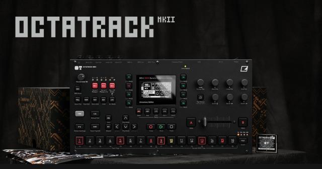 Octatrack MKII Anniversary Edition