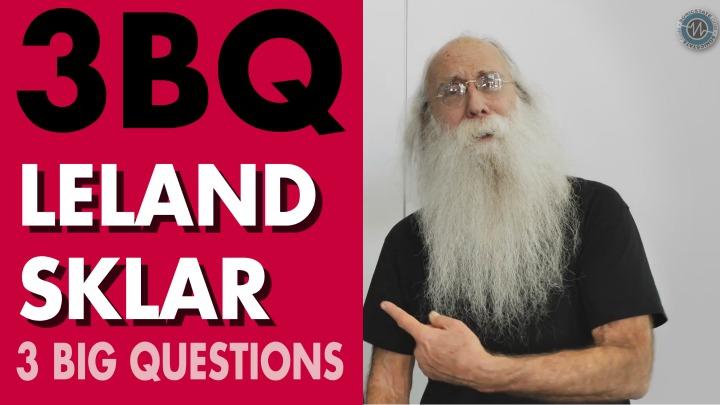 3 BIG QUESTIONS - Leland Sklar