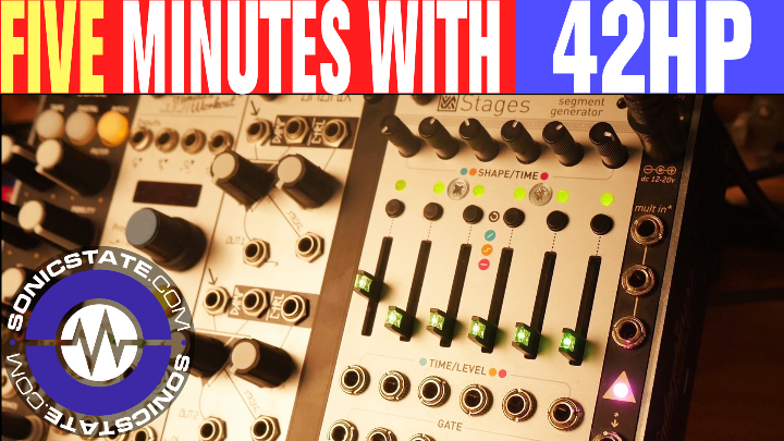 FIVE MINUTES WITH: 42HP Modular System Part 1