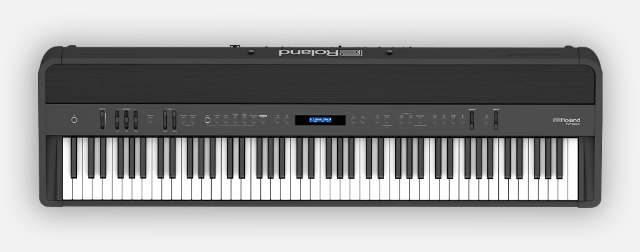 Roland Refreshes Portable Piano Series