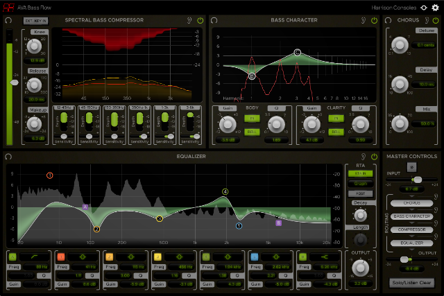 All-In-One Bass Processing Suite