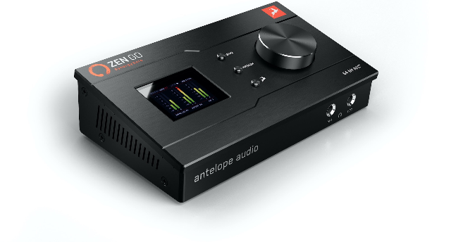 Portable Interface From Antelope Audio