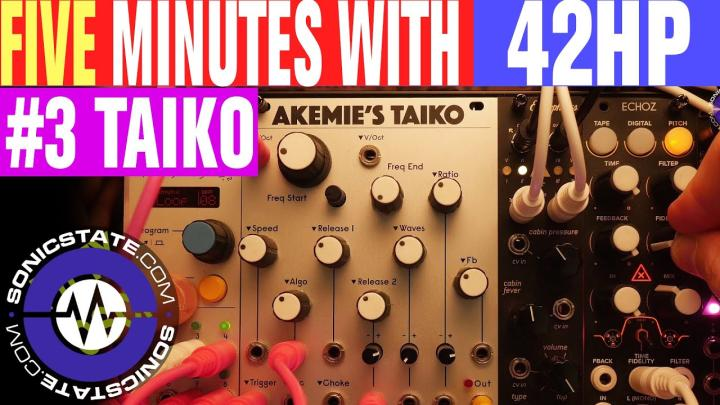 FIVE MINUTES WITH: 42HP Modular Part 3 - ALM Akemie