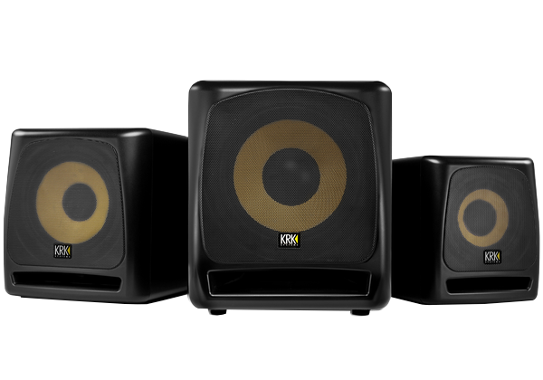 KRK Announces New Powered Subwoofers