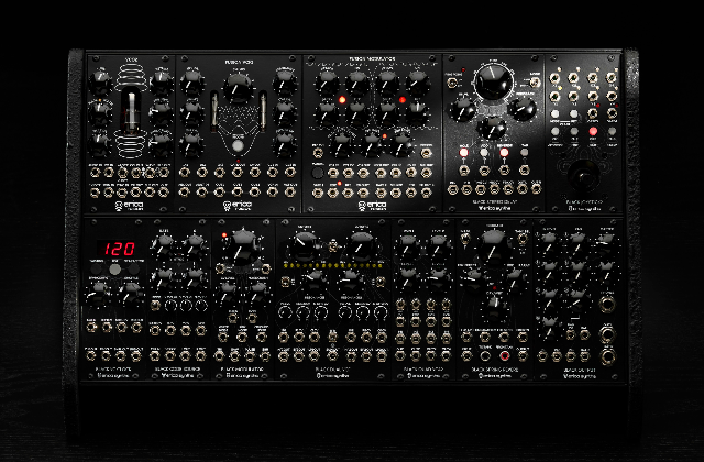 Two New Erica Synths Modular Systems