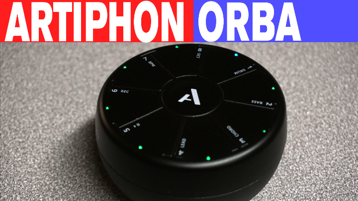 Sonic LAB: Artiphon Orba Review