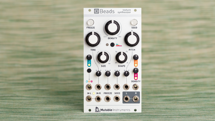 Mutable Instruments Successor To Clouds - Beads