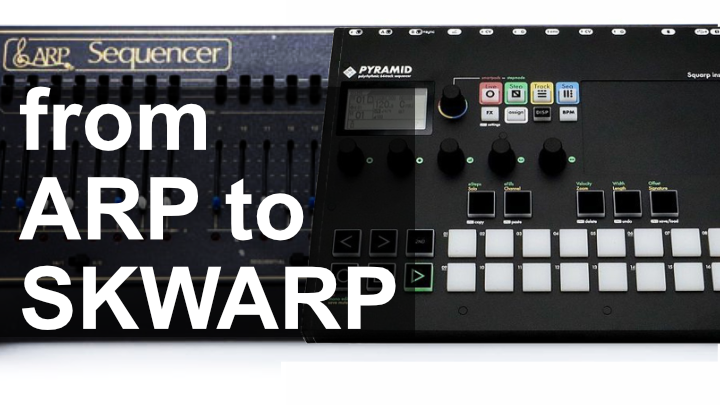 A Brief History Of Hardware Sequencers