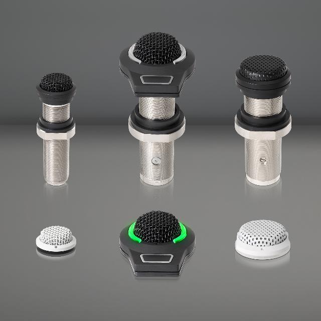 New Audio-Technica Boundary Microphones