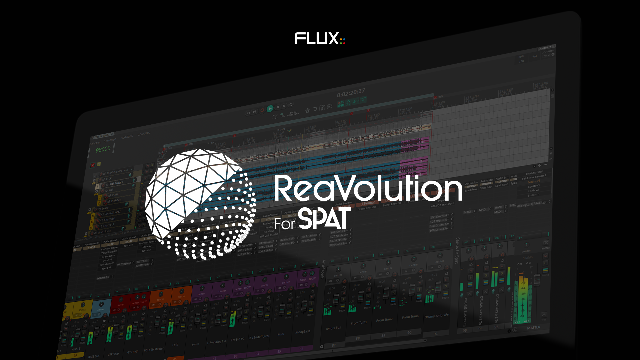 Spat Revolution Integrated With Reaper