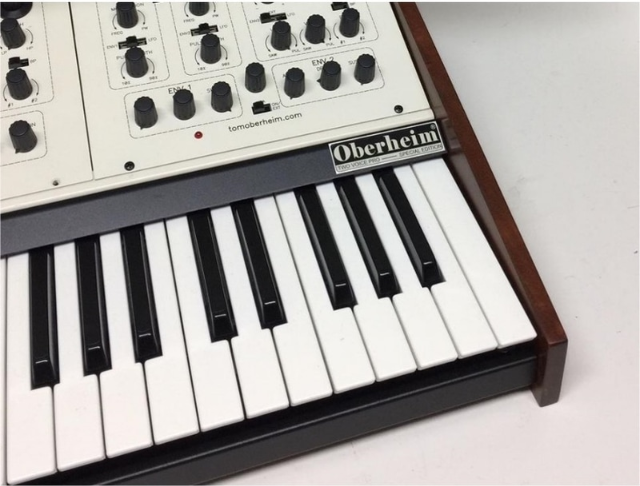 Oberheim Revives The Two Voice Synth
