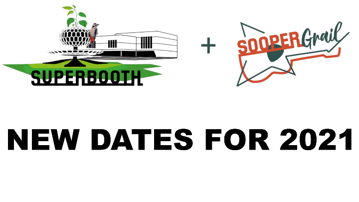 New Date For Superbooth 2021