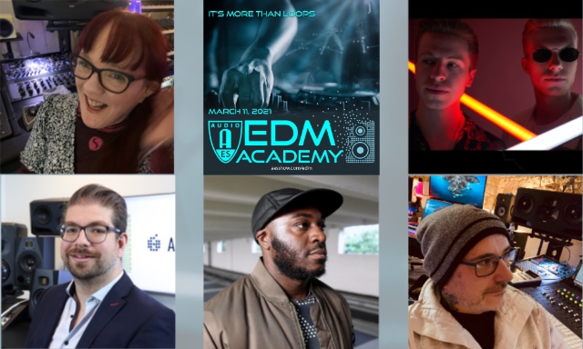 AES EDM Academy Schedule Announced