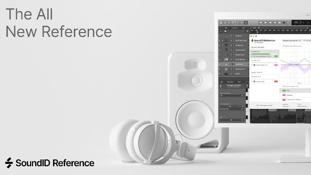 Sonarworks Updates Flagship Reference Product