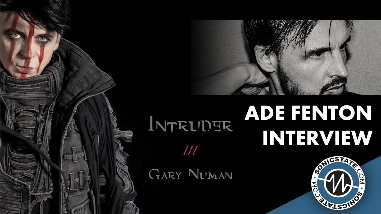 Interview: Ade Fenton Producing Gary Numan