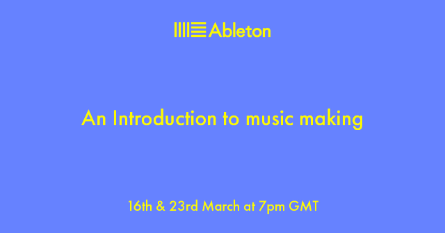 Learn More About Ableton Products