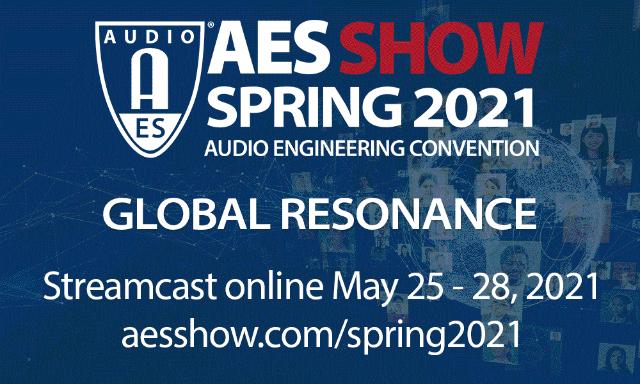 AES To Celebrate Global Resonance