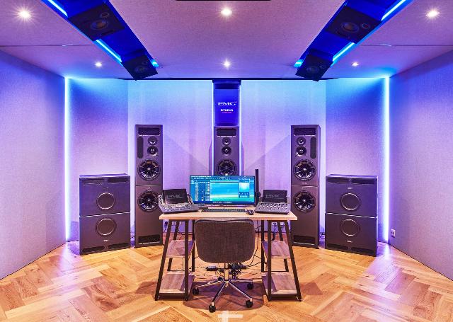 PMC Opens PMC Studio London
