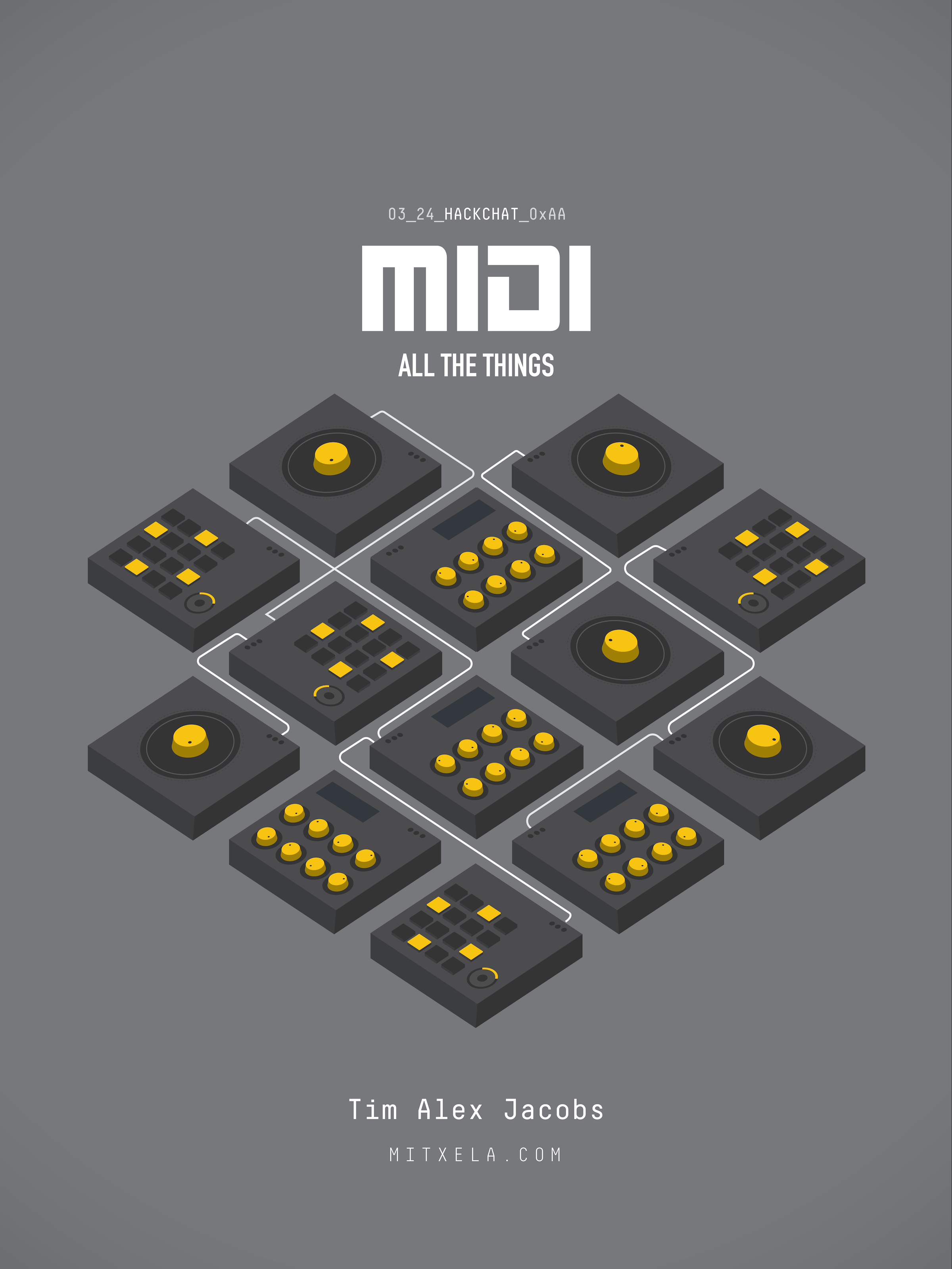 Free MIDI All The Things Hack Chat