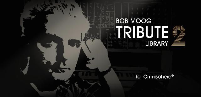 Spectrasonics Bob Moog Tribute Library v2.0