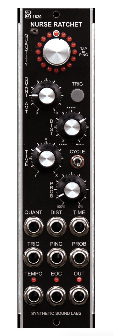 Synthetic Sound Labs Nurse Ratchet Module