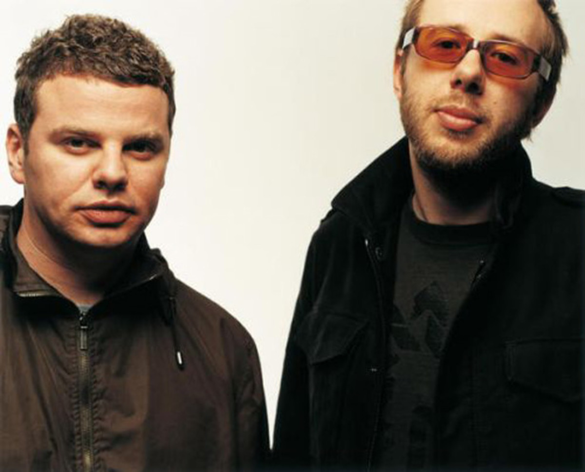 Unearthed Chemical Brothers Interview From 1997