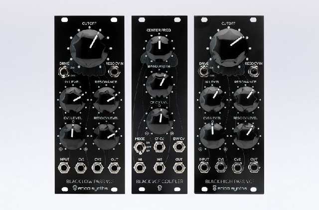 Three New Erica Synths Filter Modules