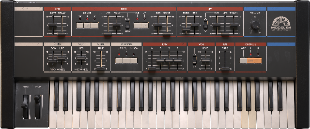 Softube Releases A Polyphonic Synthesizer