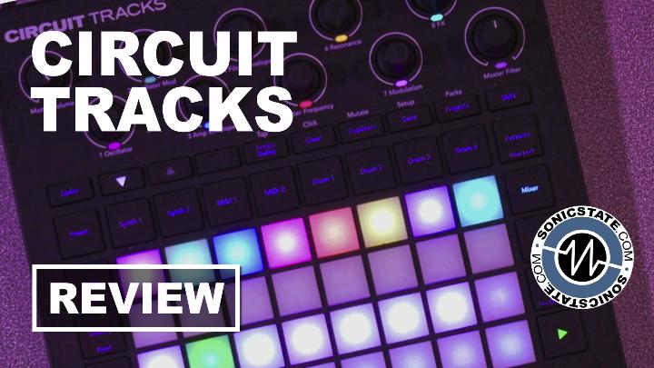 Sonic LAB: Novation Circuit Tracks