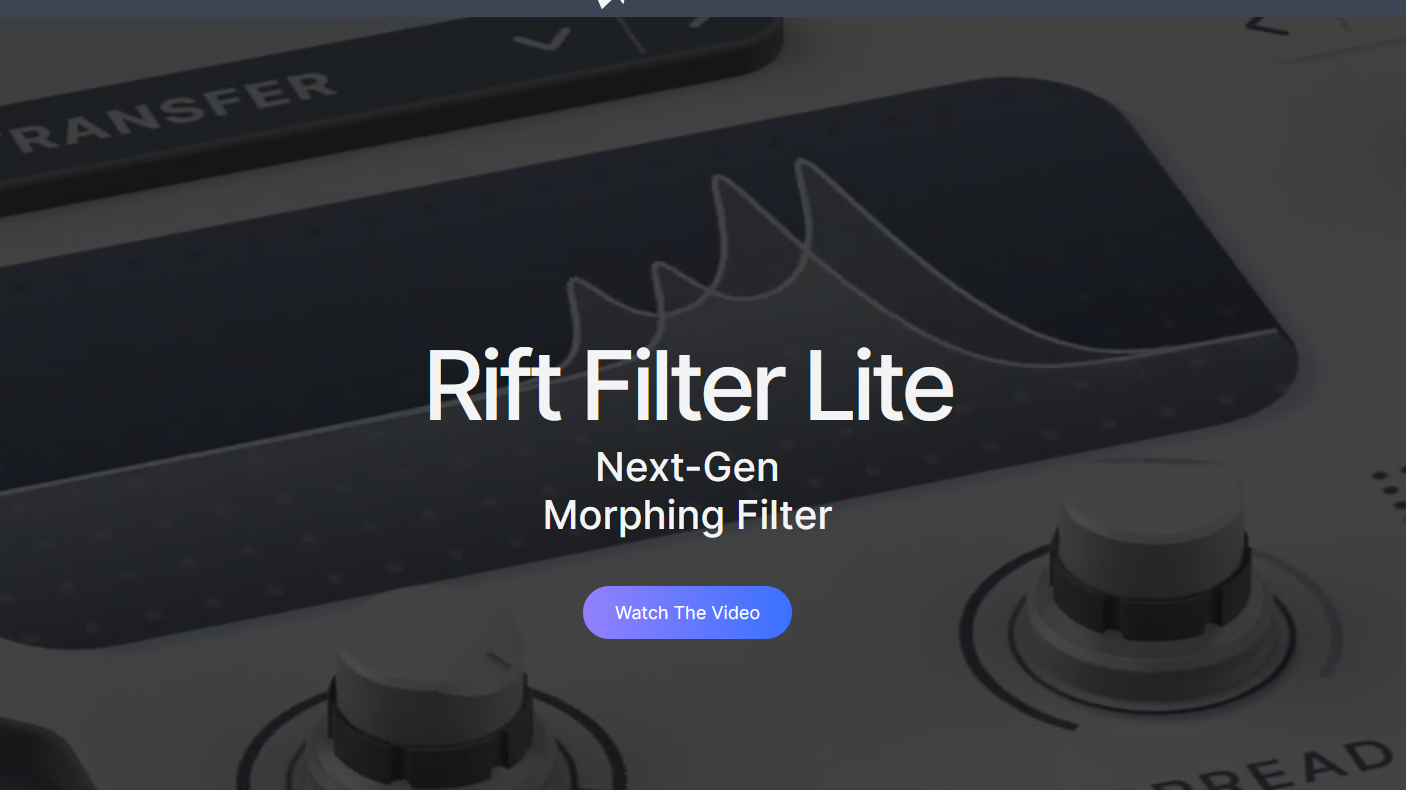 Free Morphing Filter For A Limited Time