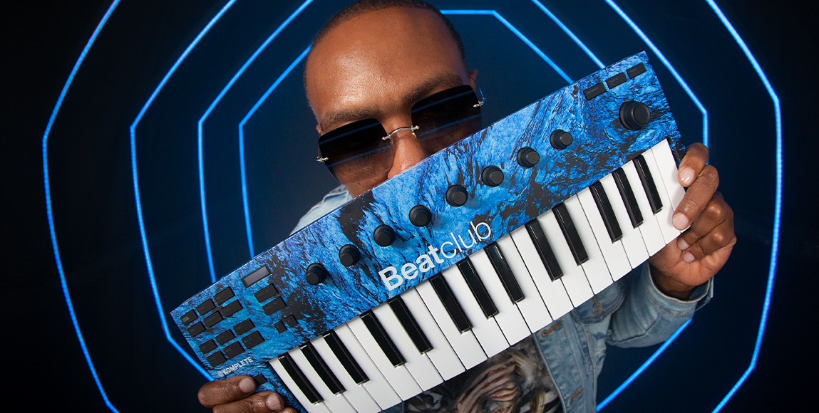 Timbaland Launches New Site With Remix Competition