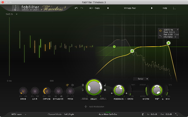 FabFilter Releases FabFilter Timeless 3